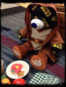Star Wars Teddy Bear Picknic